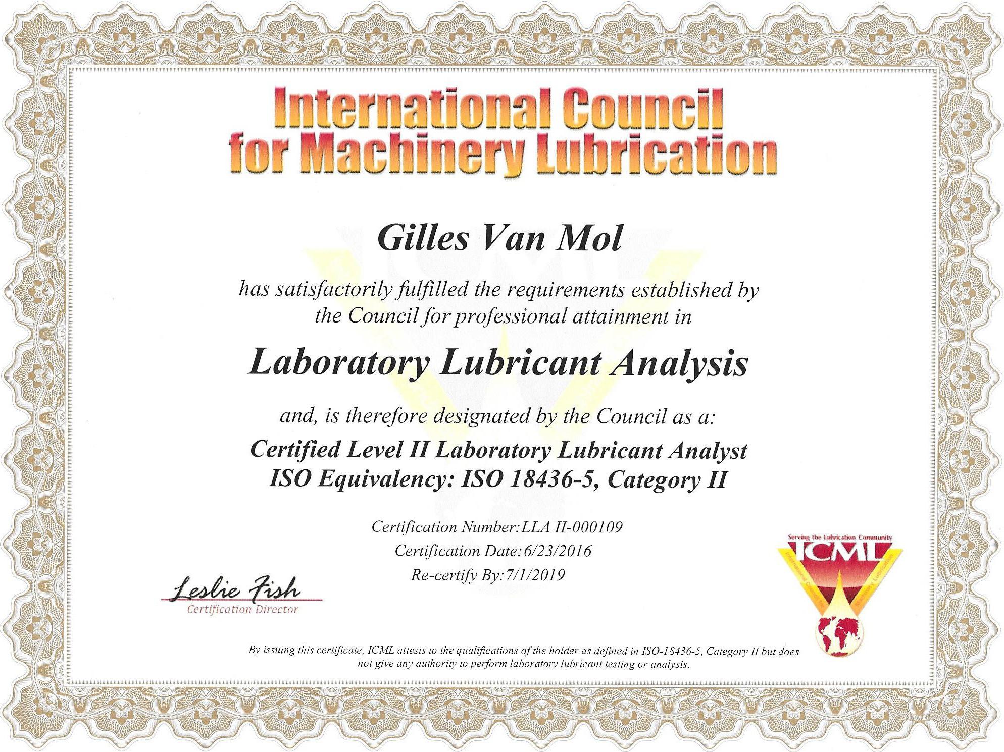 LLA II  ICML
