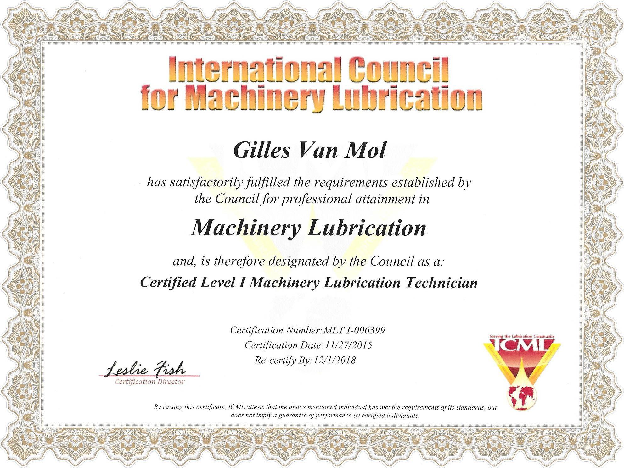 MLT I  ICML