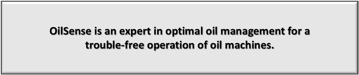 Oil conditioning